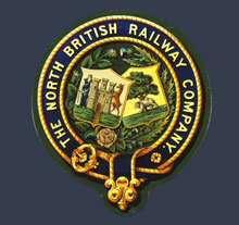 Emblem of the North British Railway